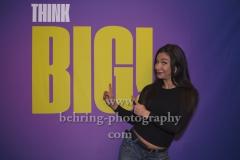 "Yasemin Cetinkaya, ""Think Big!"" (ab 07.02.20 10Folgen auf Sat.1), Photo Call, Glowy Beauty Bar, Berlin, 03.02.2020,"