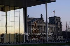"""""""Zwischen Bundestag und Kanzleramt"""", Berlin, 19.12.2020"""