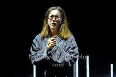 """Vidina Popov, """"Und sicher ist mit mir die Welt verschwunden"""", Fotoprobe am 22.10.2020 im Gorki Theater, Berlin, Premiere am 24.10.2020"""