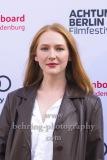 """Gina Stiebitz, """"WIR SIND JETZT"""", Photo Call zur Premiere vor dem Kino Babylon, Berlin, 19.09.2020,"""