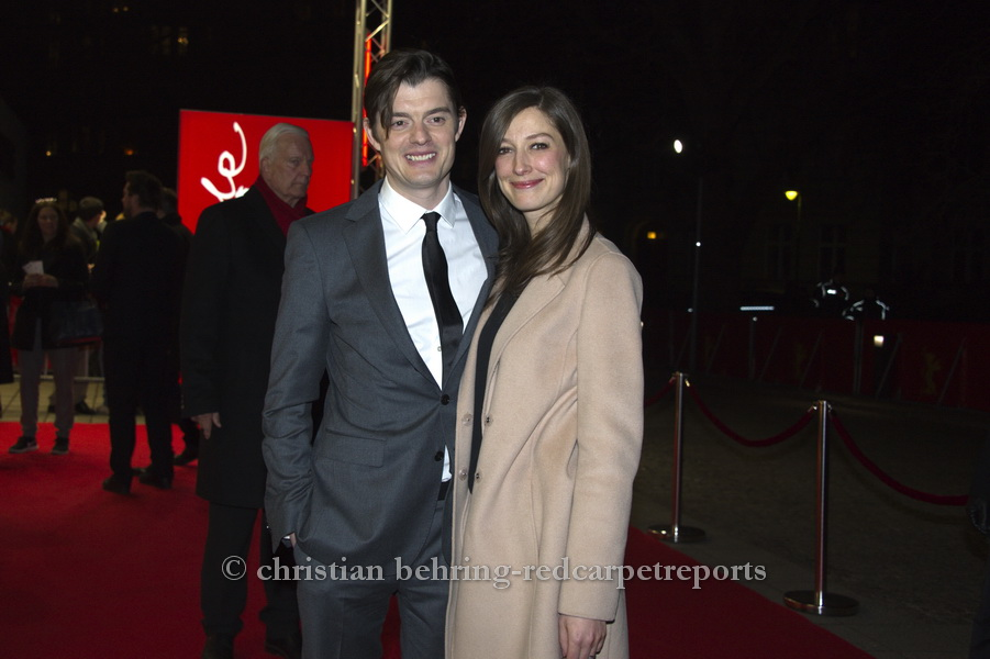 """""""SS-GB"""", Red Carpet, 67. BERLINALE, 14.02.2017"""