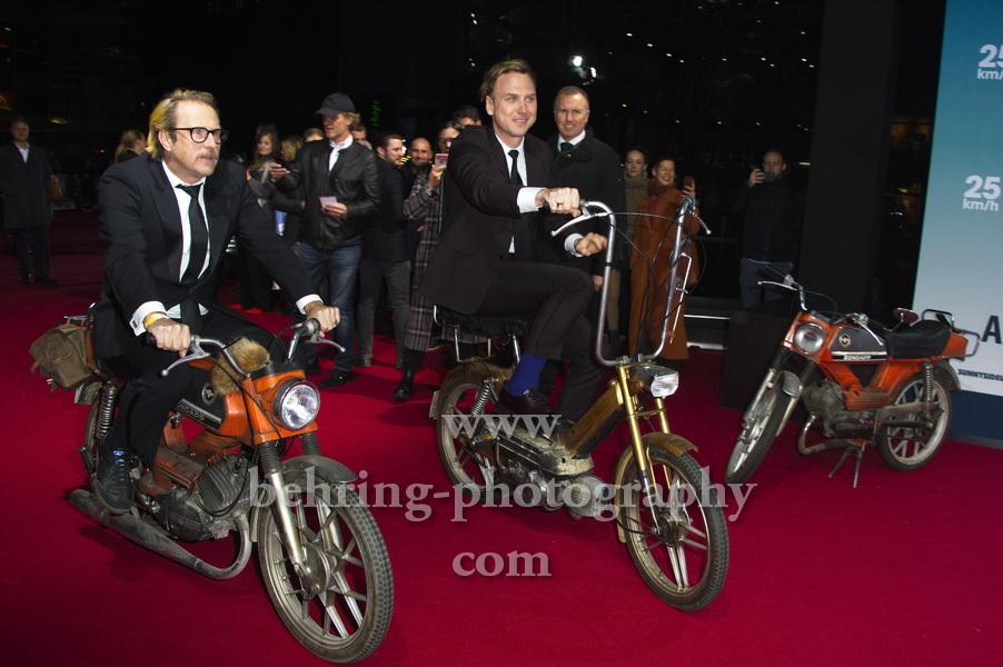 25kmh, Premiere, CineStar am Sony Center, Berlin, 25.10.2018