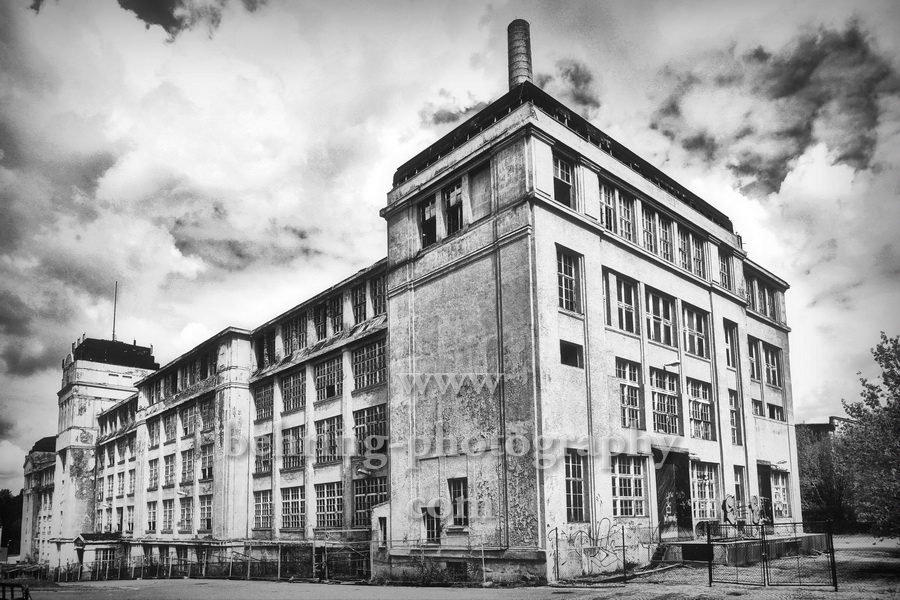 WANDERER WERK, Chemnitz, 27.04.2019