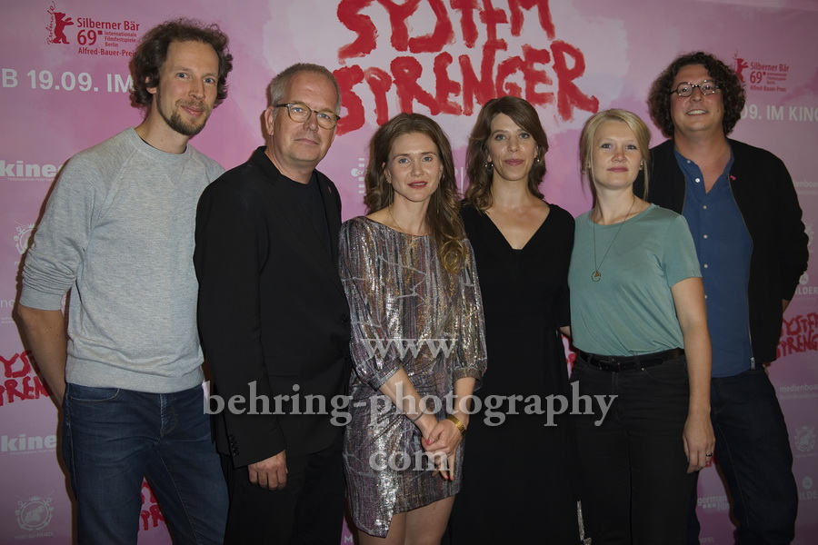 """SYSTEMSPRENGER"", Premiere, Kino in der Kulturbrauerei, Berlin, 11.09.2019"