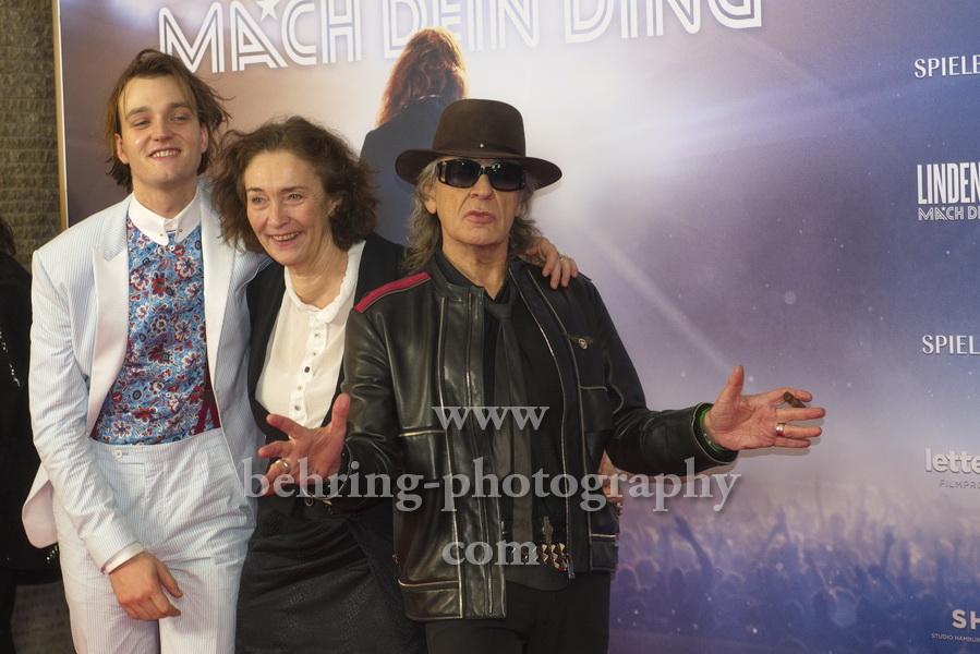LINDENBERG! MACH DEIN DING, Red Carpet Photocall, Kino International, Berlin, 10.01.2020