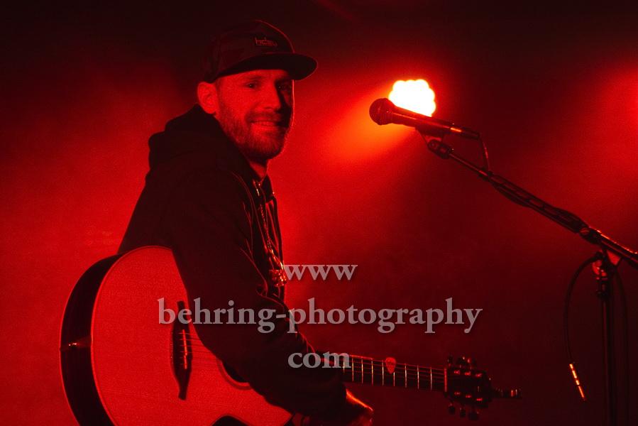 Chase RICE, Konzert, BiNuu, Berlin, 24.01.2020