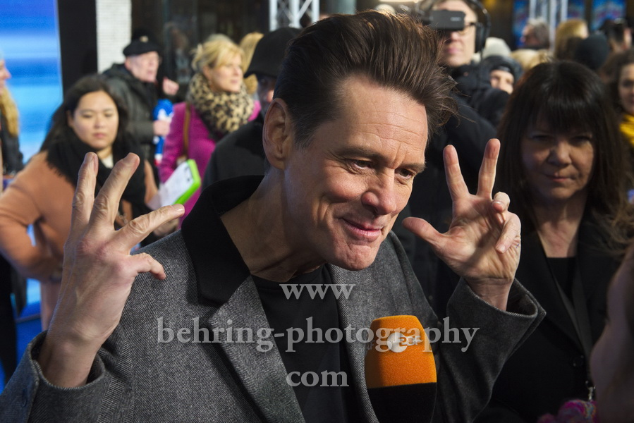 SONIC Fan and Family Event, Blue Carpet Photocall, Zoo Palast, Berlin, 28.01.2020