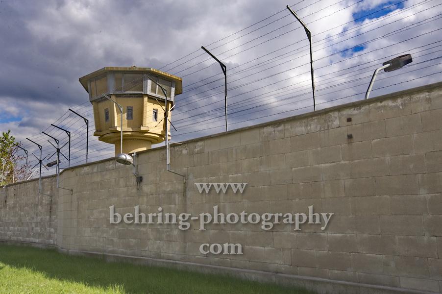 Gedenkstätte im ehemaligen Stasi-Gefängnis in Hohenschönhausen