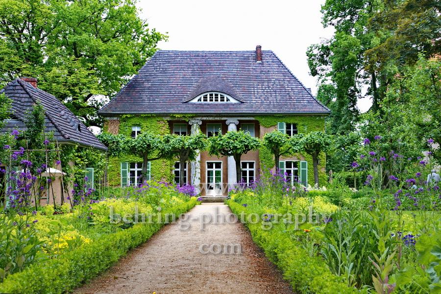 Liebermann-Garten und Liebermann-Villa am Wannsee