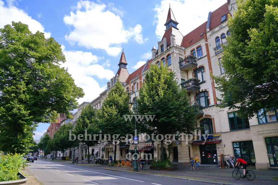 """Blick auf die Yorckstrasse 81 - 88, """"Kreuzberg"""", Berlin, 18.07.2020"""